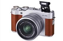 Máy ảnh không gương lật Fujifilm X-A5 ra mắt, lần đầu được trang bị ống kính zoom điện