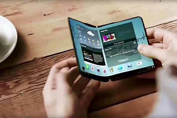 Samsung vô tình khẳng định Galaxy X sẽ sử dụng màn hình LED có thể gập được
