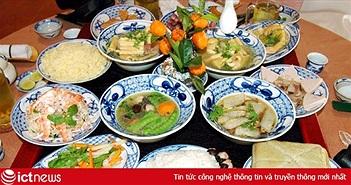 Đây mới là cách chị em Việt hiện đại đón Tết: Scan QR code chọn món ăn, chừng 1 triệu đồng là có ngay set mâm cỗ cúng gia tiên giao tận cửa!