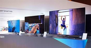 Samsung QLED TV sẽ về Việt Nam trong tháng 4