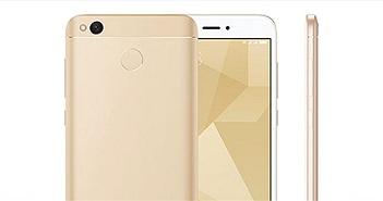 Xiaomi ra mắt smartphone Redmi 4X với giá chỉ 2,2 triệu đồng