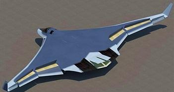Khủng khiếp sức mạnh máy bay ném bom PAK DA Nga