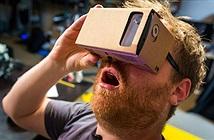 Google đã bán được 10 triệu kính Cardboard
