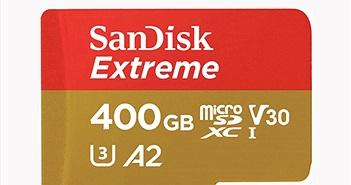 [MWC 2018] Sandisk tung ra thẻ nhớ microSD UHS-I nhanh nhất thế giới