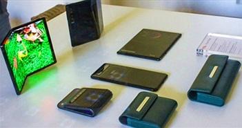Cận cảnh kẻ phá bĩnh Galaxy Fold và Huawei Mate X từ TCL