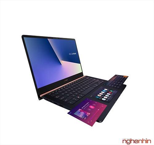 Asus ZenBook Pro 14 về Việt Nam, giá gần 36 triệu đồng
