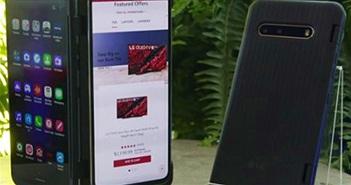 LG V60 ThinQ 5G ra mắt - bom tấn hay bom xịt?