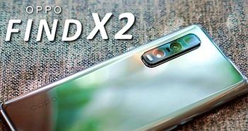Toàn bộ cấu hình của Oppo Find X2 trước ngày ra mắt