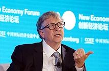 Bill Gates không bỏ đeo khẩu trang dù đã tiêm vaccine Covid-19