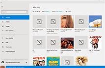Mời tải về ứng dụng Microsoft Music và Video Preview dành cho Windows 10 PC