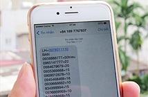 Rộ dịch vụ gửi tin nhắn rác chỉ 40 đồng/SMS, khách hàng bị dội bom cả ngày
