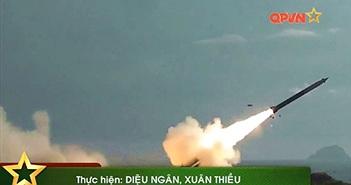 Sau lựu pháo CAESAR, Việt Nam sẽ mua pháo phản lực BM-30 Smerch?