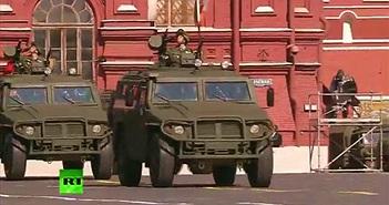 TOÀN CẢNH: Nga duyệt binh hoành tráng kỷ niệm Ngày Chiến thắng