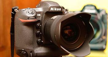 Nikon D5 về Việt Nam giá 125 triệu đồng