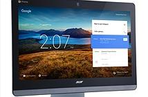 Máy tính Acer AIO chạy Chrome OS dành cho doanh nghiệp