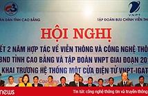Khai trương hệ thống một cửa điện tử VNPT-iGate tại Cao Bằng