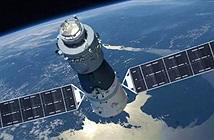 Trạm không gian Trung Quốc sắp rơi xuống Trái đất