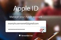 Apple lập trang Web hỗ trợ bảo mật cho người dùng