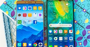 "Huawei ""bỏ túi"" 100 tỷ USD doanh thu trong năm 2018"