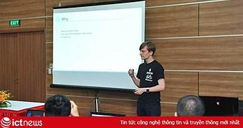 Chuyên gia Nga đào tạo kỹ thuật phân tích mã độc cho cán bộ 12 ngân hàng lớn Việt Nam
