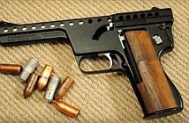 Những khẩu súng ngắn dị nhất thế giới