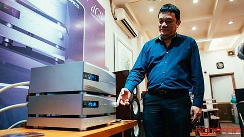 Đầu phát dCSRossini CD/SACD Transport trình diện giới Audiophile tại Việt Nam