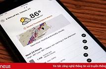 Apple thâu tóm ứng dụng thời tiết nổi tiếng