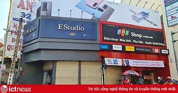 Thế Giới Di Động, FPT Shop đóng nhiều cửa hàng tại TP.HCM