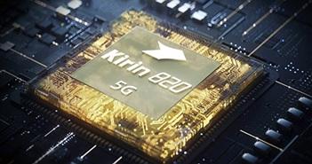 Kirin 820 5G ra mắt: tích hợp sẵn 5G, hiệu năng hơn 27% Kirin 810
