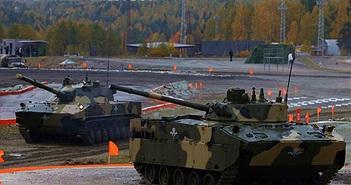 Lộ thời điểm lính dù Nga trang bị xe BDM-4M