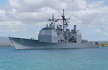 Tuần dương hạm Ticonderoga Mỹ có lép vế khi đậu cạnh Kirov Nga?