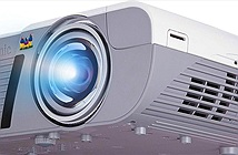 Ra mắt máy chiếu ViewSonic LightStream