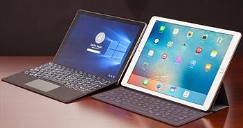 """Apple vẫn là """"vua"""" trong cuộc chơi tablet"""