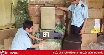 Quảng Ninh bắt giữ vụ vận chuyển loa Celestons nhập lậu