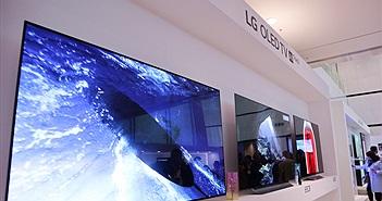 Cận cảnh loạt TV tích hợp AI của LG vừa ra mắt tại Innofest châu Á 2018