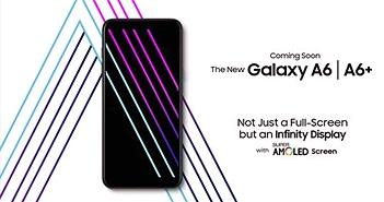 """Galaxy A6/A6+ lộ """"tất tần tật"""" trên trang web Samsung Indonesia"""