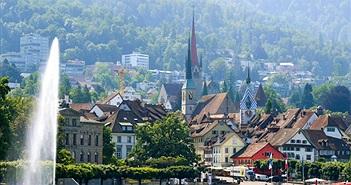 Thụy Sĩ muốn trở thành thủ đô tiền mã hóa của thế giới