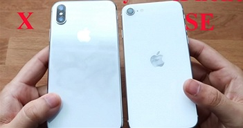iPhone X liệu còn chỗ đứng khi iPhone SE 2020 bán ra?