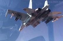 Bị Su-35 đánh chặn, P-8A Poseidon của Mỹ phải chạy xa 200km