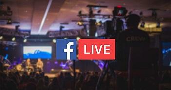 Facebook sắp thêm tính năng thu phí xem các sự kiện livestream