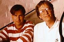 Đồng sáng lập Apple: Steve Jobs có tầm nhìn, nhưng Bill Gates mới là người thực hiện nó