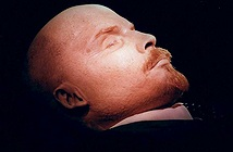 Đội ngũ nhà khoa học bảo quản thi hài Lenin