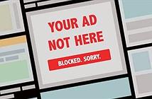 Tỉ lệ chặn quảng cáo di động tăng trưởng tới 90% trong năm nay