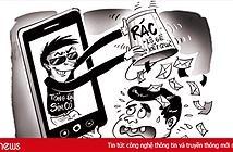 4 doanh nghiệp nội dung số bị xử phạt vì phát tán tin rác