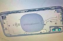 Bản vẽ xác nhận iPhone 8 sẽ hỗ trợ sạc không dây