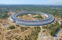 Trụ sở phi thuyền của Apple sắp hoàn thành