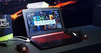 [Computex 2017] Acer ra laptop chơi game Nitro 5 với 32GB RAM