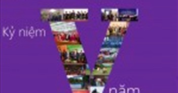 Microsoft Việt Nam 2012 – 2017 và những dấu ấn