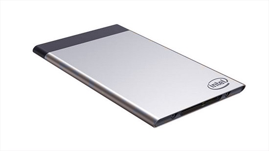 Intel ra mắt Compute Card, máy tính có kích thước chỉ bằng chiếc thẻ ATM