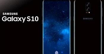 """Galaxy S10 sẽ khiến người dùng """"choáng ngợp"""" với cải tiến mới"""